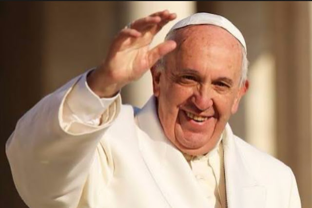 Pope Francis says 'men who frequent prostitutes are criminals with sick mentality'