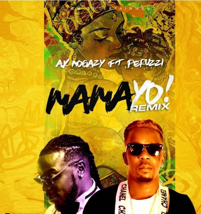 [Music] AK Mogazy Ft. Peruzzi – Mama Yo Remix