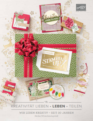 Stampin Up Herbst-Winter-Katalog 2018 PDF