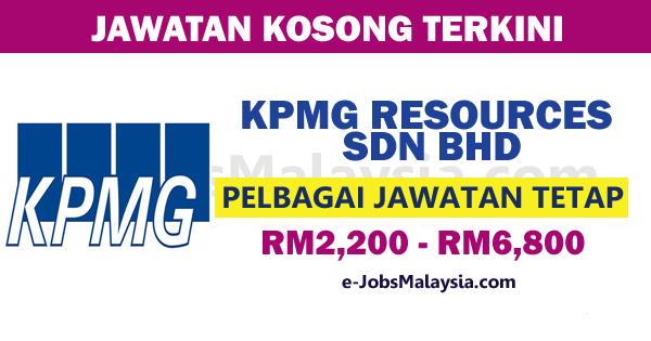 KPMG Resources Sdn Bhd