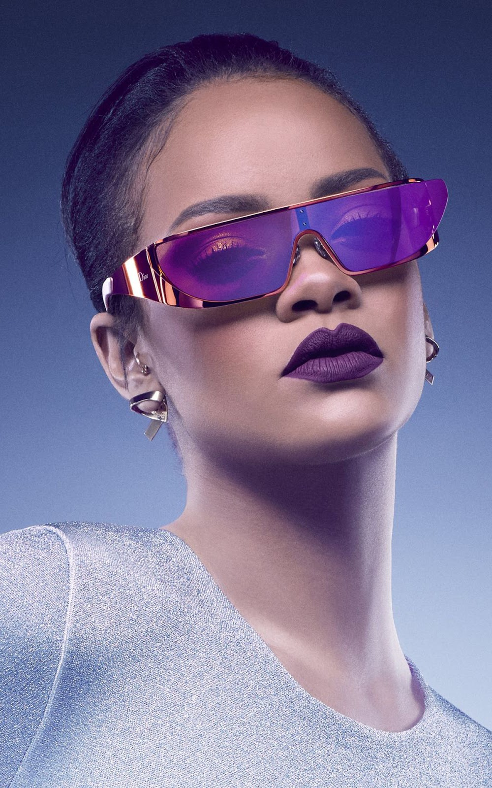 RIHANNA FOR CHRISTIAN DIOR