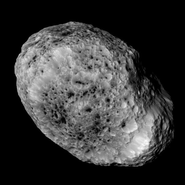 Hiperion - sonda Cassini