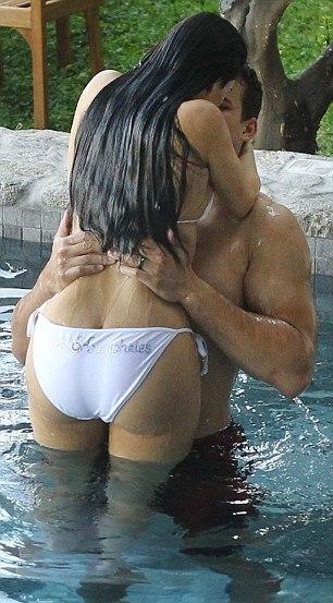 Lamenik: kim kardashian and kris humphries Honeymoon