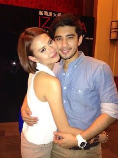 Bianca Manalo and model boyfriend Carlo Gonzales