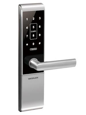 Waferlock ANSI Electronic Door Lock, door lock