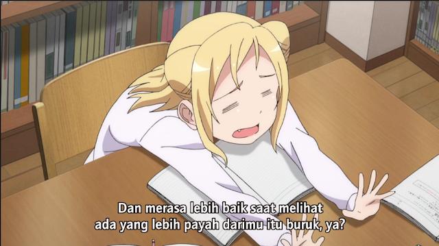 DOWNLOAD Demi-chan wa Kataritai Episode 08 Subtitle Indonesia