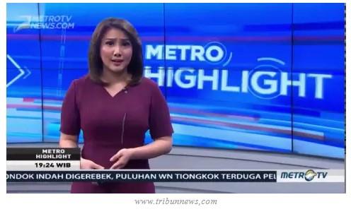 Wow Presenter Seksi Metro Tv Ini Bikin Yang Nonton Nggak