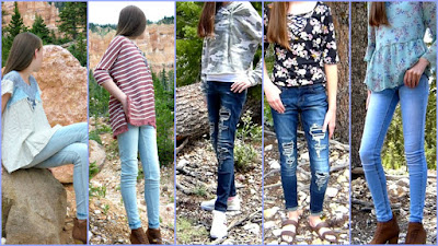 Back to school clothes. Fall outfits and fashion video.