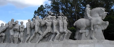 Bandeirantes in Brazil