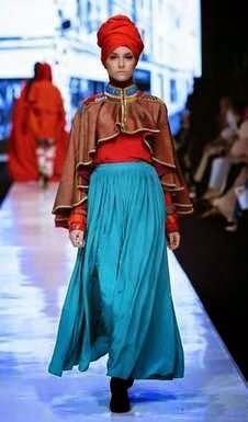 Model Busana Muslim Dian Pelangi Terkini