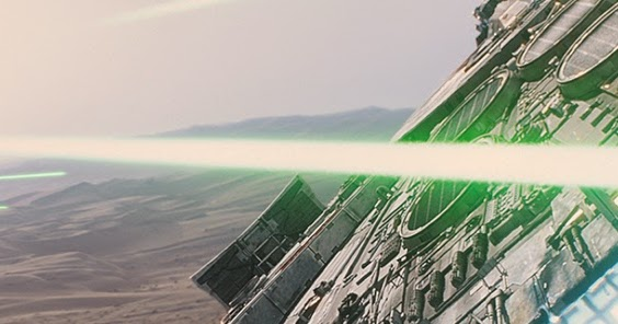 Quotes About The Millennium Falcon From Star Wars