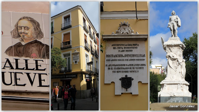 Casa de Quevedo en Madrid