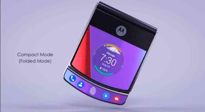Spesifikasi Motorola Razr V4