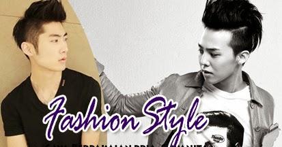 Model Rambut Pria Ala Artis Korea Terbaik 2016 Paling Keren