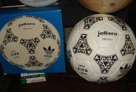 loseta Lío canción  elFutbloglin: Adidas Azteca (Mundial 1986)