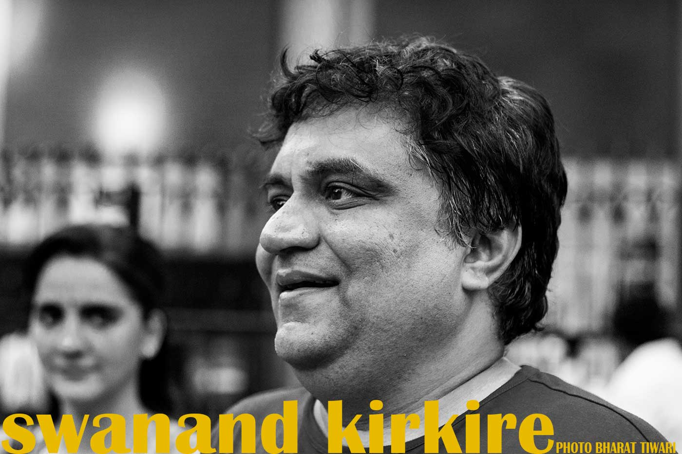 Swanand Kirkire has a career that spans many of the creative arts, though he may most famously be known as a lyricist, having won the National Film Award for Best Lyrics twice, with his most famous song Bawra mann dekhne chala ek sapna. His career started in the theatre, directing before moving into writing for television and eventually acting in films including Crazy Cukkad Family, and theatre.