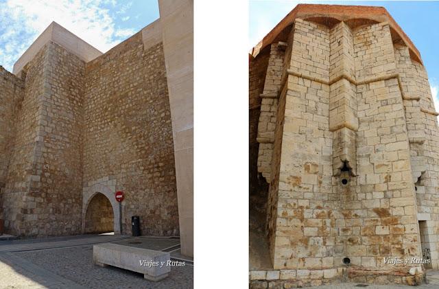 Torre de San Miguel y Torre de Ambeles de Teruel