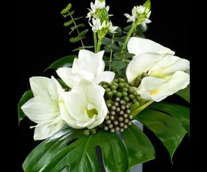 Custom Wedding Floral Arrangements Boston