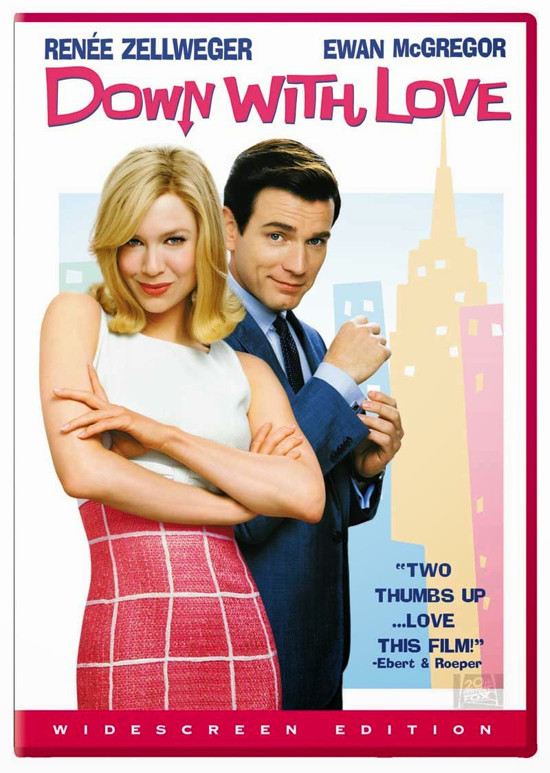 Down with Love (2003) ταινιες online seires oipeirates greek subs