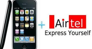 IPhone Airtel