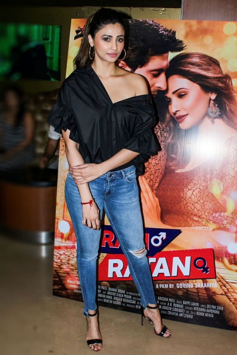Trailer Launch Of Film Ramratan With Daisy Shah