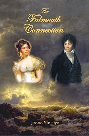 Book Cover: The Falmouth Connection by Joana Starnes