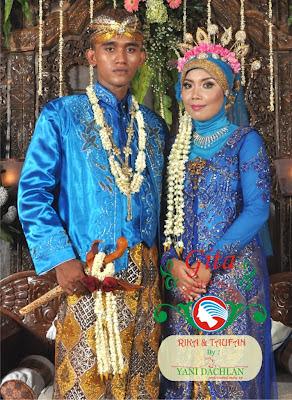 rias pengantin jawa muslim di jakarta timur