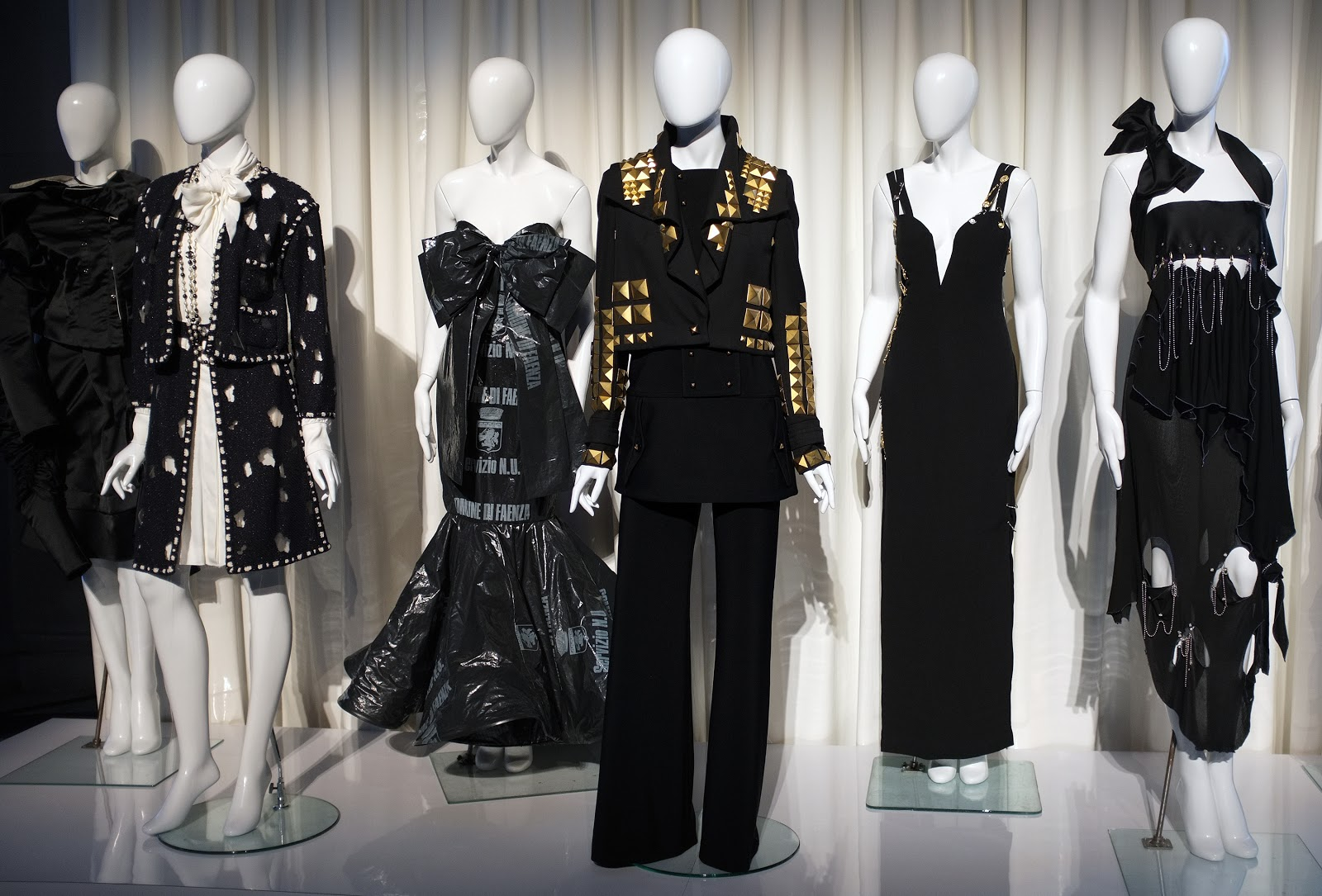 Stylecurated: PUNK: CHAOS TO COUTURE at the Metropolitan ...