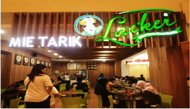 Mie Tarik Laiker Mal Ciputra Jakarta