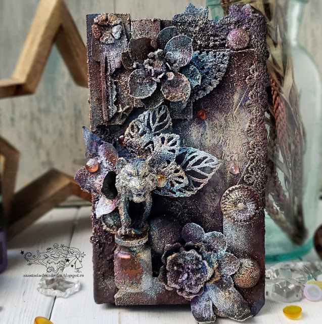 @nastyalena #decor #homedecor #mixedmedia