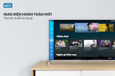 Nhaccuatui TV 3.0.6 MOD Vip