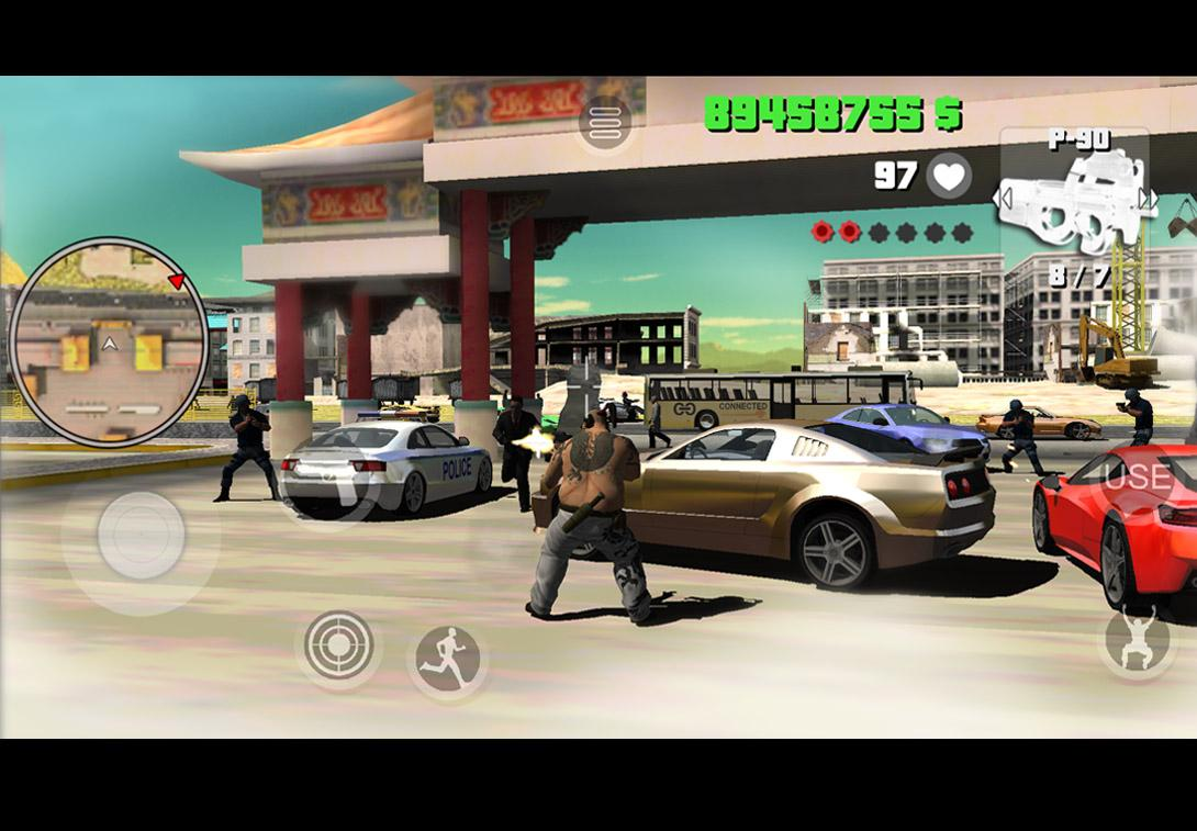 Mad City Crime Yakuza | 100 MB