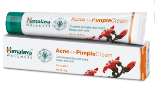 Himalaya's Acne-n-Pimple Cream for acne and pimples