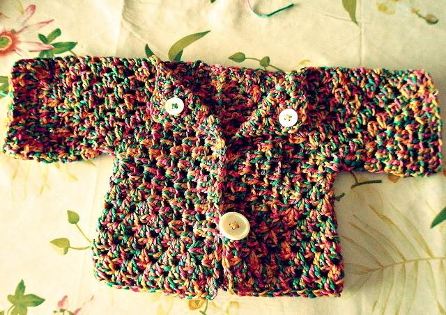 Tutorial Maglione Facile Ad Uncinetto Per Bambini Gomitoli Magici