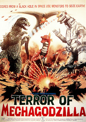 Terror of Mechagodzilla Poster
