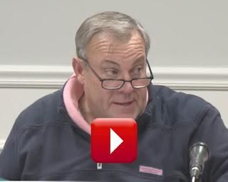 Framingham is run like a hotdog stand ---  Watch video