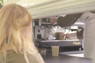 Little Coffee Camper - Mobile Coffee Van in Essex - Weddings