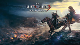 The Witcher 3 PS4 Wallpaper
