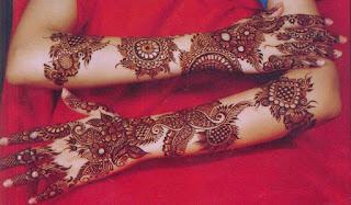 Henna Pernikahan