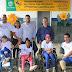 Prefeito de Gandu participa da Semana Nacional da Pessoa com Deficiência Intelectual e Múltipla, promovido pela APAE.