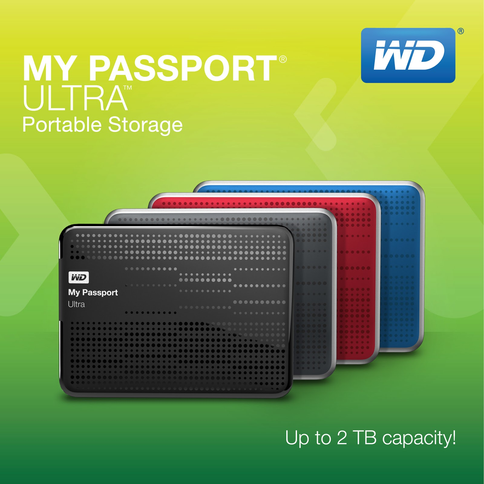 WD's My Passport Ultra Offers Consumers Ultimate Mobile
