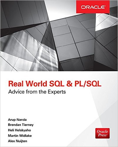 Buy my SQL & PL/SQL Book