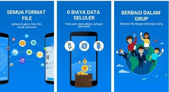 SHAREit Apk Download Gratis