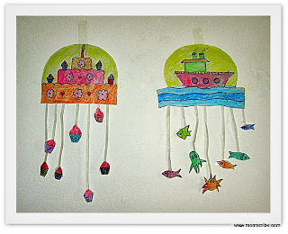 mobile hangings