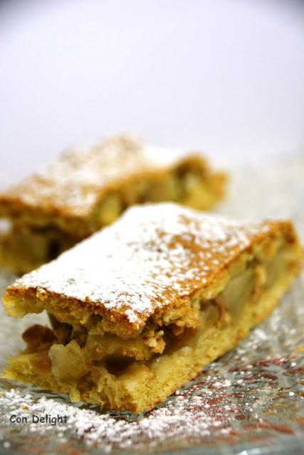 עוגת תפוחים apple pie