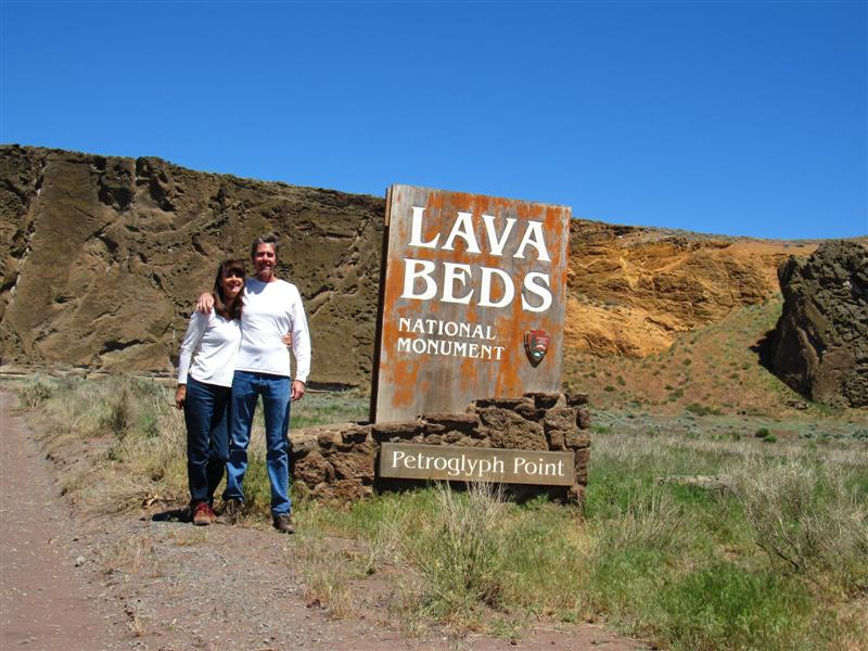Lava Beds Part 3: Petroglyph Point    - HAERR TRIPPIN'