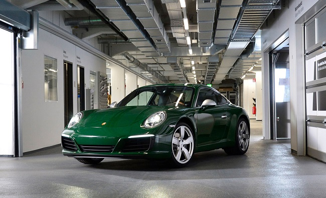 One-millionth Porsche 911 rolls off the production line