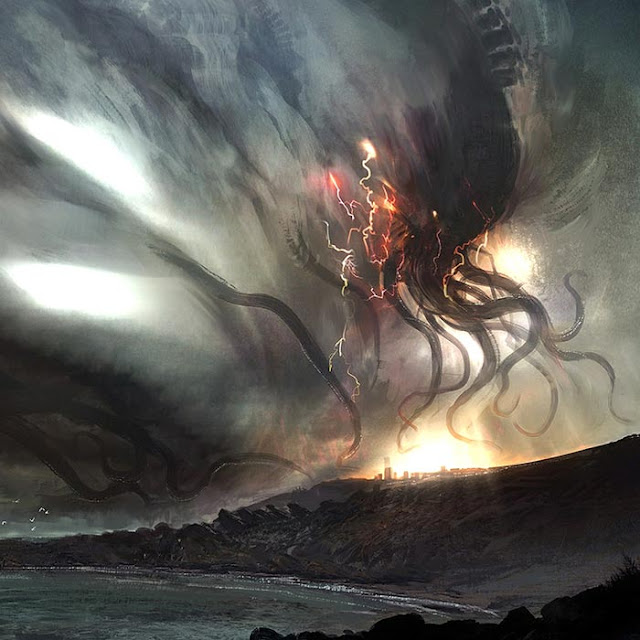 Cthulhu 2 Wallpaper Engine