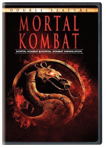 Poster Of Mortal Kombat 1995 720p Hindi BRRip Dual Audio Full Movie Download