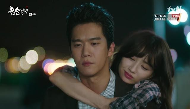 Drinking Solo k-drama